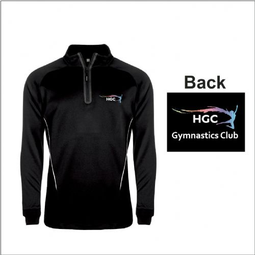 HGC Boys Tracksuit Top